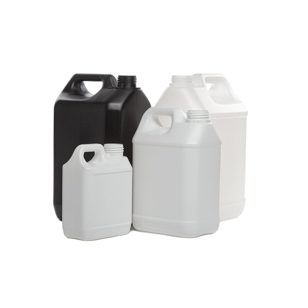 Non-Stackable Jerry Cans