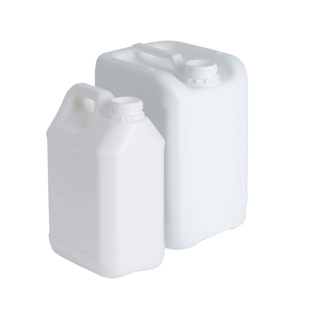 UN Approved Plastic Jerry Cans