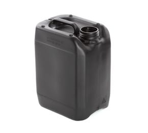5 Litre Plastic Black UN Approved Stackable Jerry Can with 51mm Neck 280g
