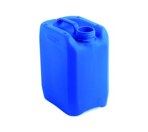 5 Litre Plastic Blue UN Approved Stackable Jerry Can with 51mm Neck 280g